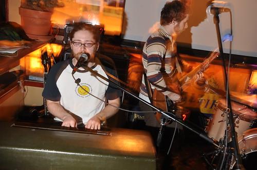 Henrietta at The Avant-Garde Bar