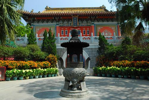 Big Budda and Po Lin Monastery 072