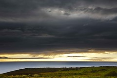 Point Reyes (Tom Moyer Photography) Tags: ocean california clouds pacific marincounty pointreyes drakesbay