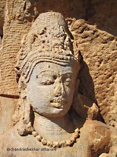Head Durg Temple