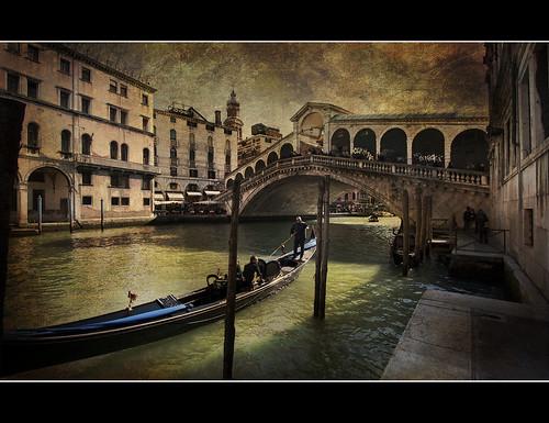 Venezia - Il ponte di Rialto