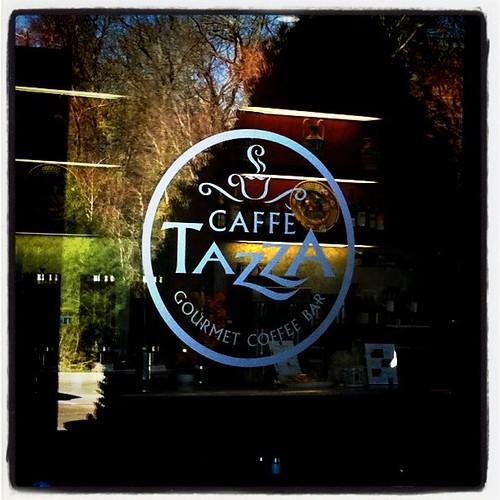 Caffe Tazza Coffee Shop
