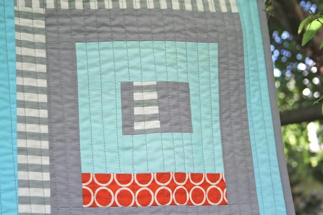 Sew Modern Class Sample detail