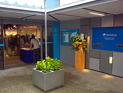 Serangoon Public Library official opening 11 Mar 201118