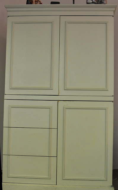 green monster armoire