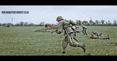 RB-4858 (Robert Bridgens) Tags: world 2 training soldier oak war ss camo german reenactment reenactor agm smock firearms planetree ksk 2011 mg42 k98 mg34 mp40 kampfgruppe peadot stahlkrieger