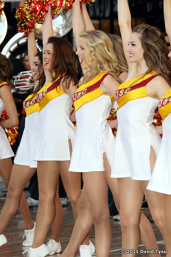USC Song Girls 013