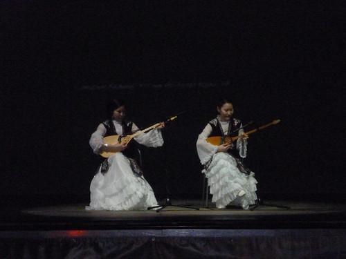 Dombra Performance