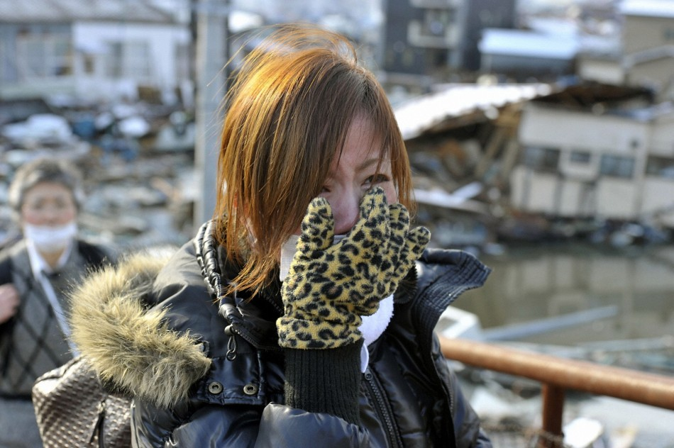 Japan tsunami, earthquake2