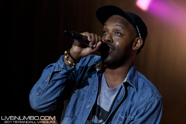 Shad @ CMF The Indie Awards 2011