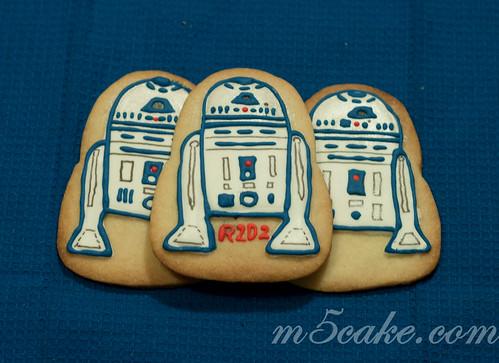 Star Wars Cake -11