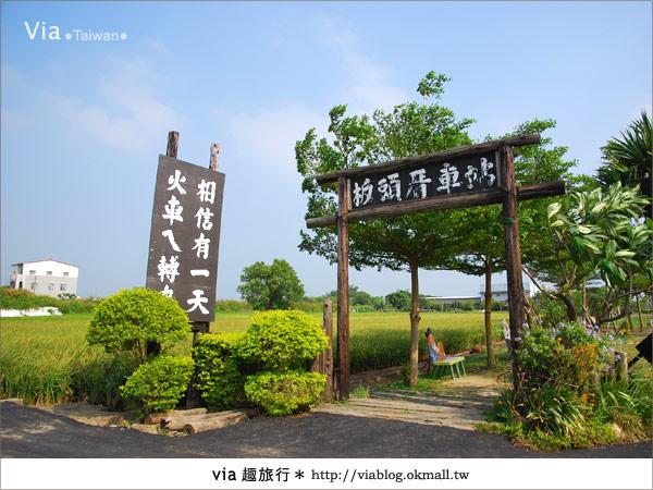 【嘉義景點】新港板頭村交趾剪粘藝術村~到處都是有趣的拍照景點!5