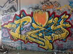 IZER (BGIZL) Tags: art graffiti walls raceway izer 3ek