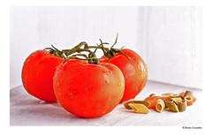 Tomates y Pasta