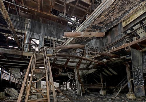 フリー写真素材, 建築・建造物, 廃墟,