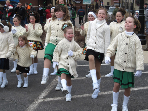 Irish Dance Performance