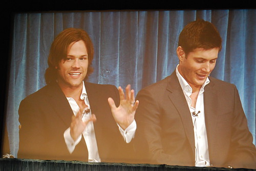 Supernatural @ Paley Fest 2011