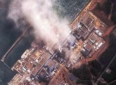 Eksplosjoner i Fukushima.