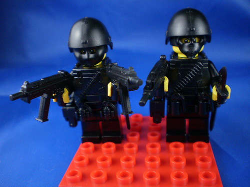 Custom minifig assault custom minifigs