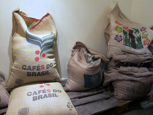 Sack 'o Coffee Beans