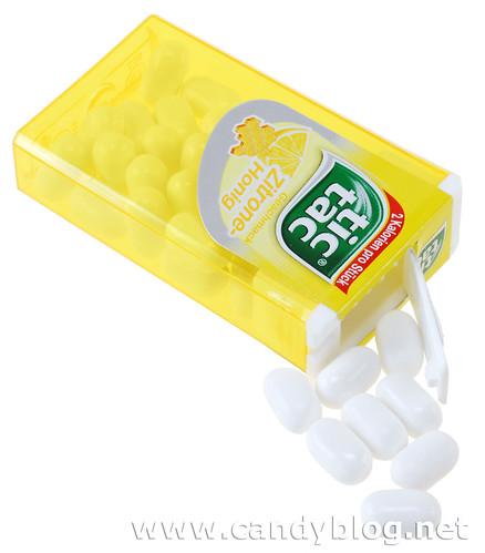 Zitrone Honig Tic Tac