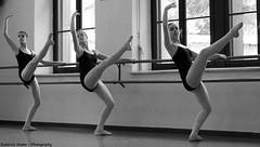 Dancing (susy ) Tags: bw dance ballerina dancing emotion danza dancer bn classical classica canoneos500d