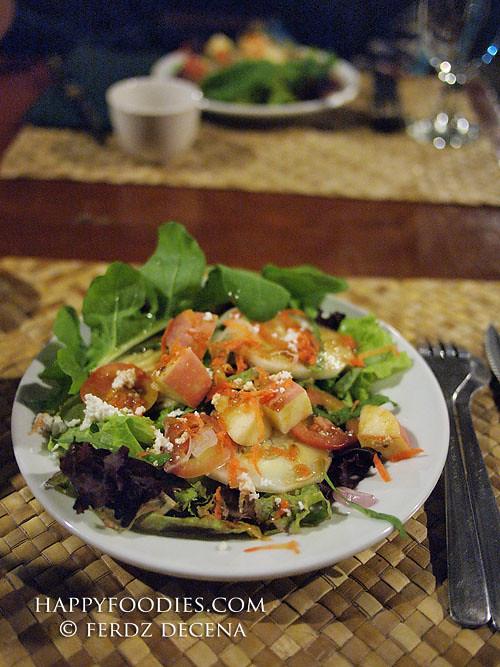 Kapuluan Garden Salad