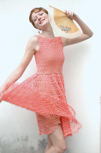 Lolita Crochet Dress 2