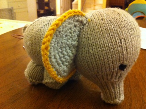 elefante! now with eyes.