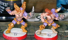 Blood Bowl Norse by The Gonk