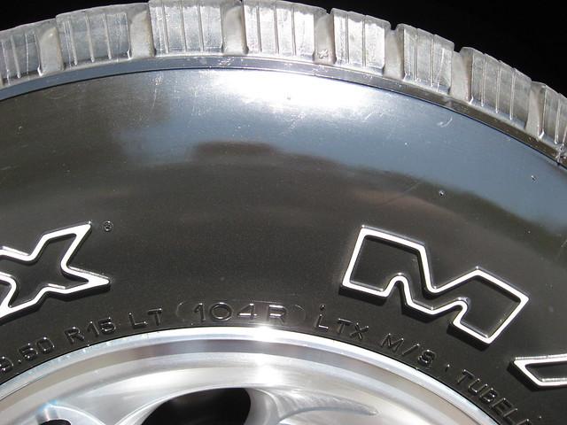 Tuf Shine Tire shine