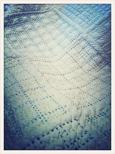 Leigh's GORGEOUS handquilting