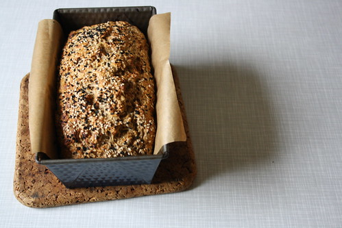 Oat Soda Bread.
