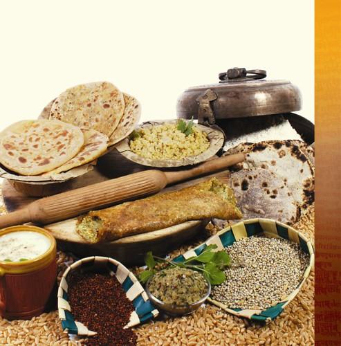 Roti spread from Sukham Ayu