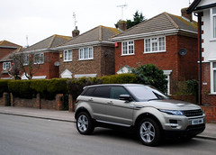 Range Rover Evoque. (Richard T Smith) Tags: road door public t kent nikon shots 5 release picture smith rover pre richard spy spotted range whitstable d60 evoque