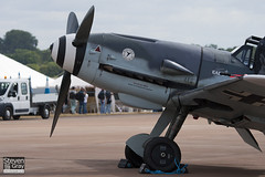 D-FWME - 139 - Messerschmitt Stiftung - Hispano HA.1112-M1L - 100717 - Fairford - Steven Gray - IMG_7305-1
