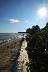 Behind Blue Eye (kalagonda) Tags: beach indonesia nikon tokina balikpapan d90 nikondx sepinggan nikond90 tokinaaf1650mmf28