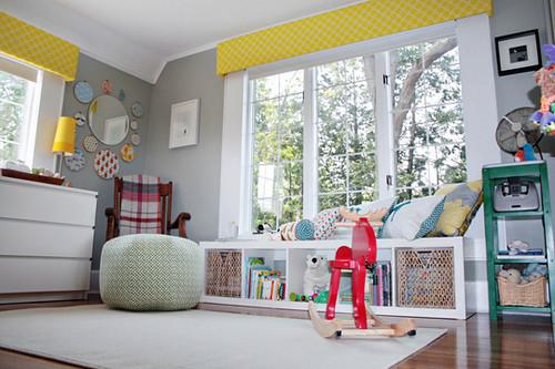 Baby room: Oh Dee Doh