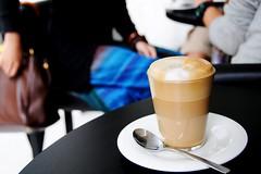 Latte, Soho7 Cafe & Bistro, 36 Armenian Street