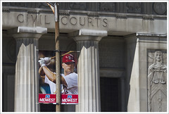 Matt Holliday Goes To Court