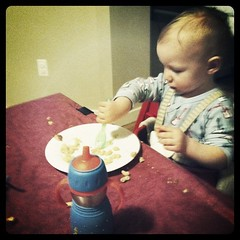 80/365 - Learning How To Use A Fork