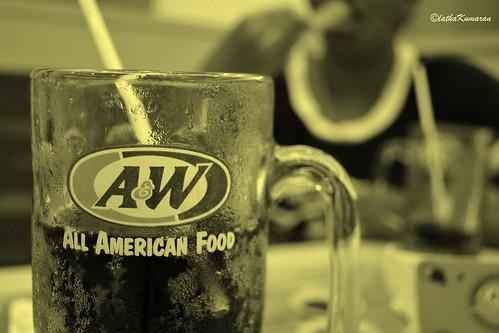 Breakfast @ A&W
