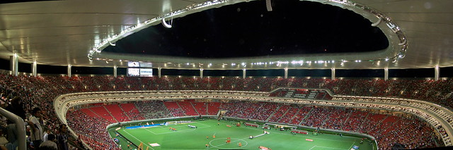 Estadio Omnilife Skyscrapercity Estadio Omnilife Por Diego