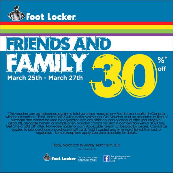 Foot locker printable coupons june 2018