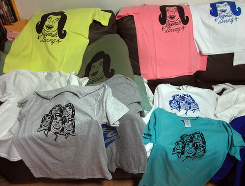 screen printed shirts