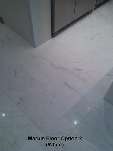 Marble (White)