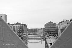 Quai de la Marne - Paris 19me (Carmen Lobo) Tags: paris de photography canal photo archictecture 75019 quaidelamarne lourcq carmenlobo 19me instagram
