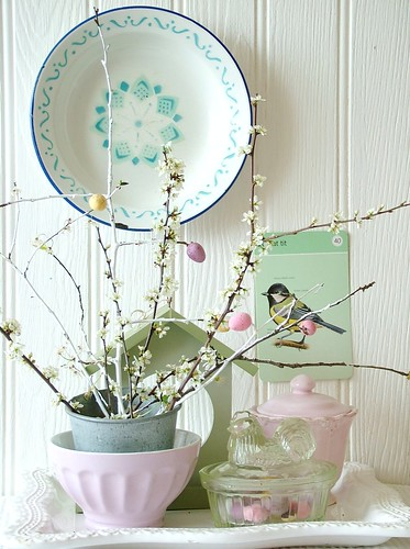 Spring at Home by sweet berry me