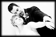 (Joshua Tree Images.com ) Tags: flowers wedding love groom bride dance affection husband romance altar rings wife jag gown seduction tux glance joshuatreeimagescom gatlinburgweddingphotos