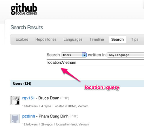 Search: location:Vietnam - GitHub